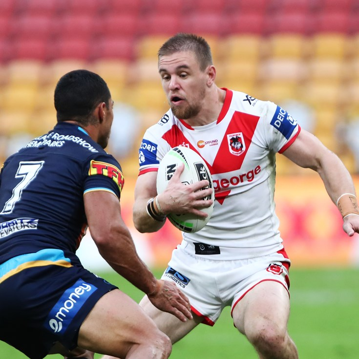 Dufty to go to school on Teddy for Roosters No.1 assignment