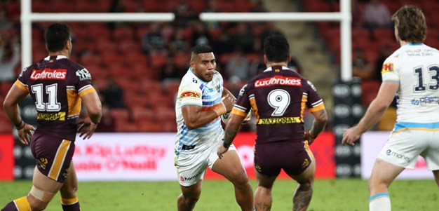 Wallace backing quiet achiever Fotuaika to keep rising
