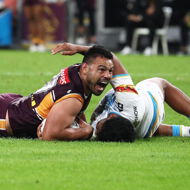Te'o to start against old club as injury crisis hits Broncos