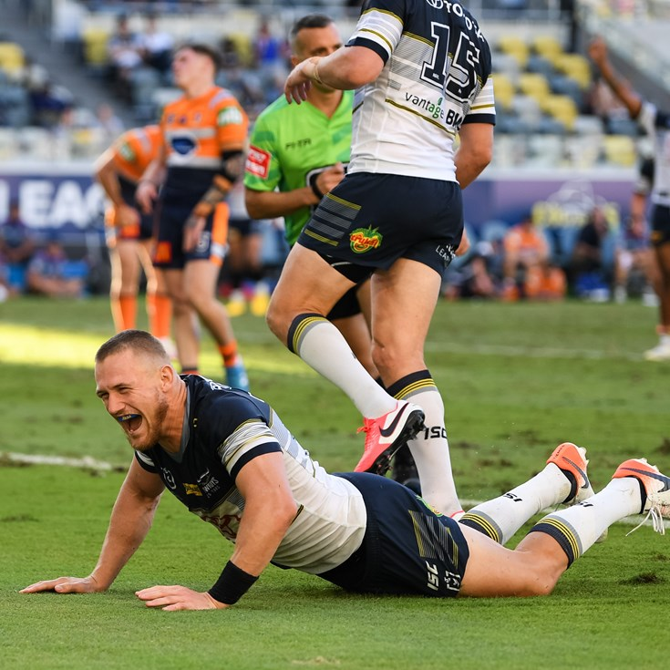 Cowboys click into gear to to take down Knights