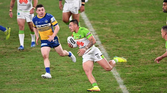 Raiders down two but far from out of title fight: CNK