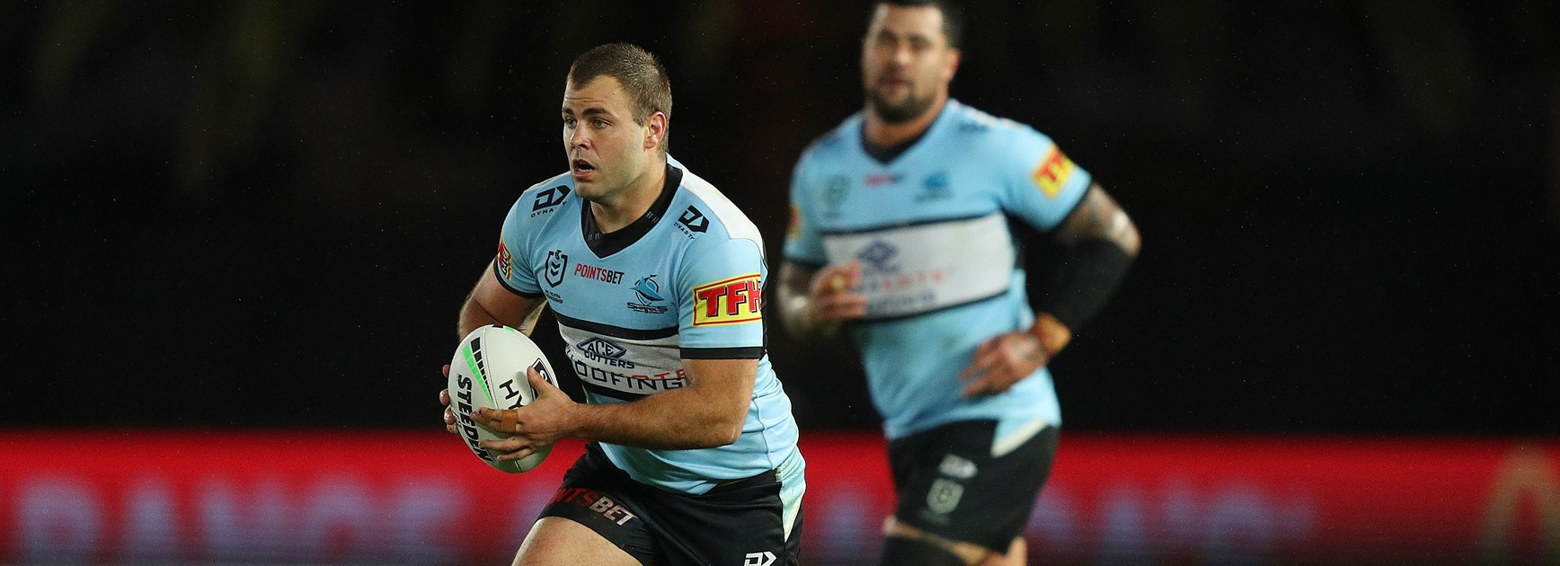 Graham expects upsets to continue and backs Sharks to spring one