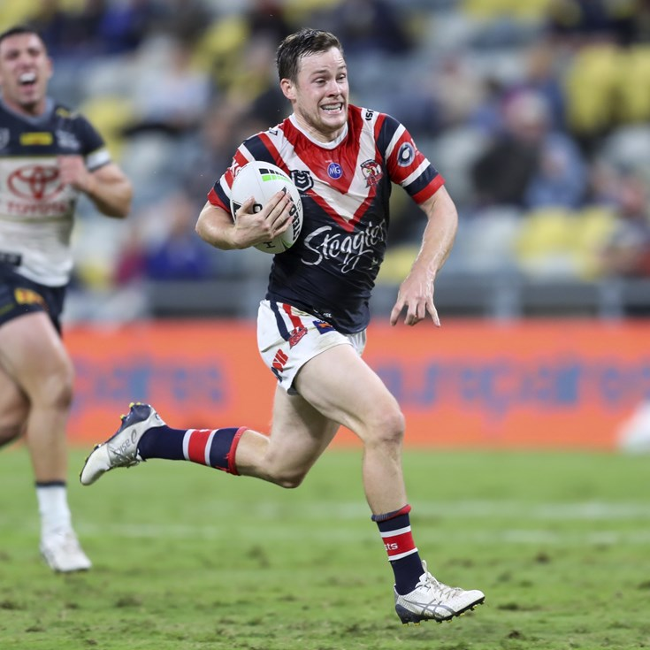 Luke Keary Relishing Chief Playmaking Duties
