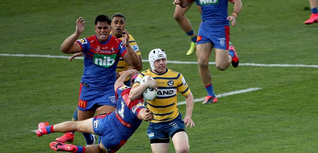 Reed all about it: Mahoney magic propels Parra past Knights