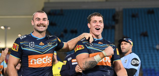 Titans hail brave and busted Hipgrave as 'game changer'