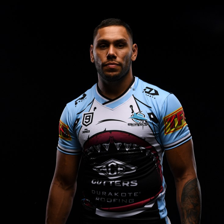 Solo sessions behind Ramien's Sharks return