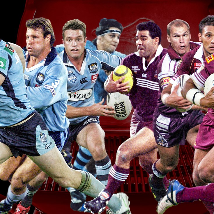 Select your greatest Origin teams from the last 40 years