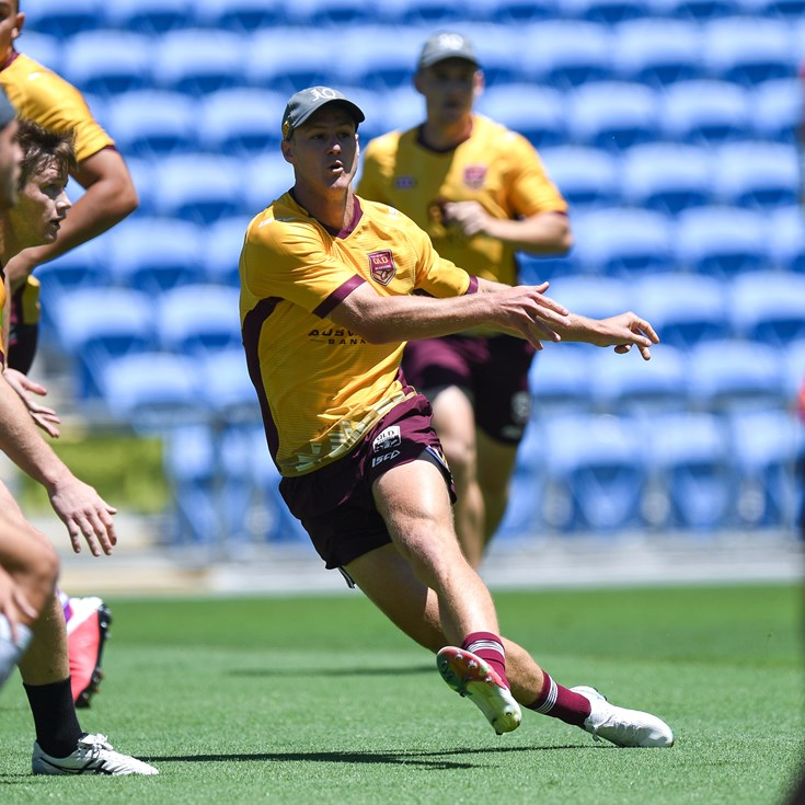 No fear here: DCE adamant young Maroons won't be overawed