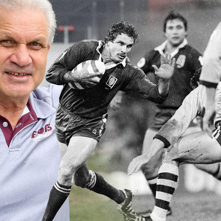 Great Scott: From reserves to Maroons via telegram