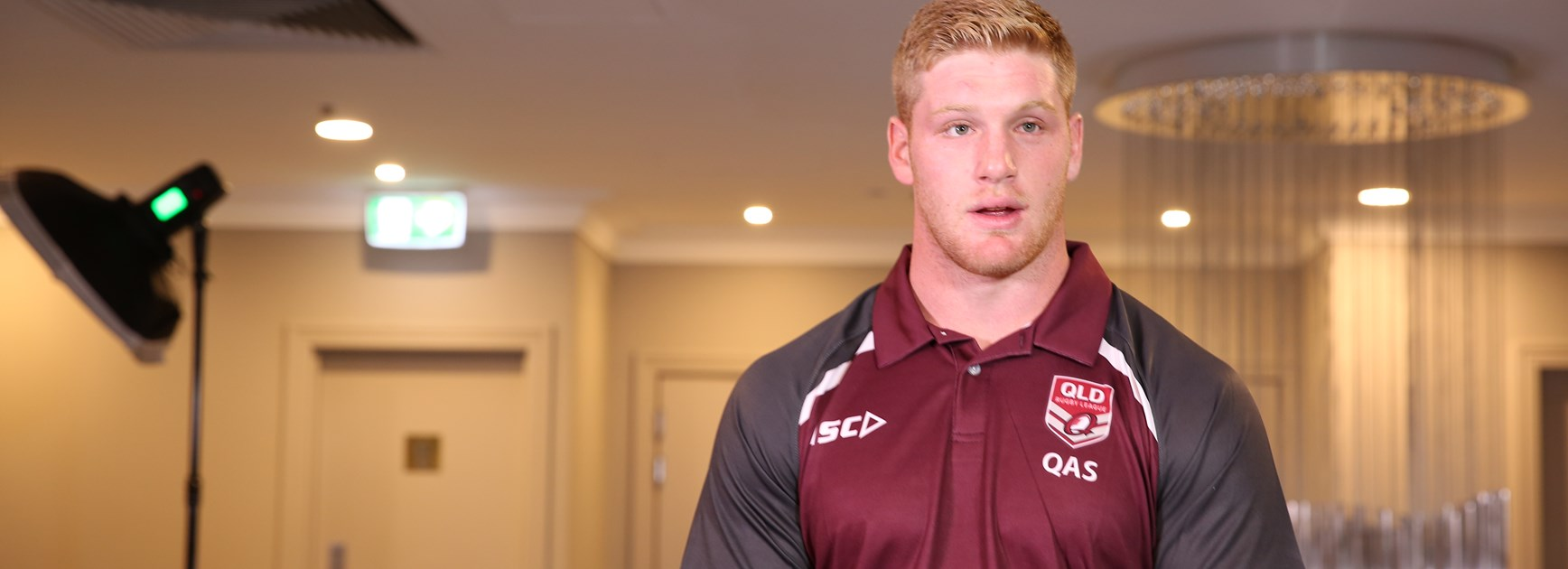 Maroons' own Tom Terrific wants to inflict Origin pain on Haas