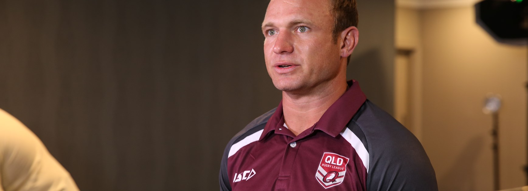 Resilient Friend ready to fulfil 'lifelong dream' for Maroons