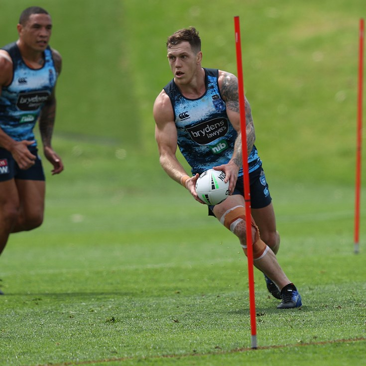 Leaving family's 'highlight of year' for Origin a tough call: McInnes