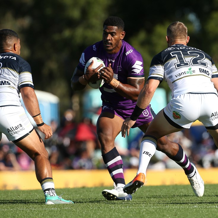 Tui can fill Nelson's big shoes: Bromwich