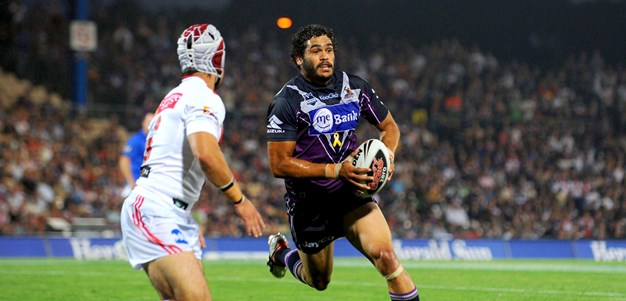March 13: Tina Turner rocks rugby league