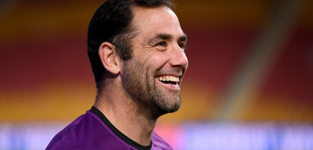 Bellamy wants 'right note' for Smith in Suncorp showdown