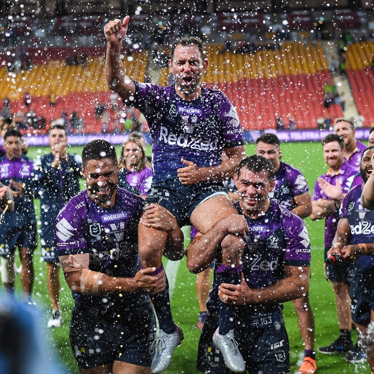 Cameron Smith: The legend, the legacy