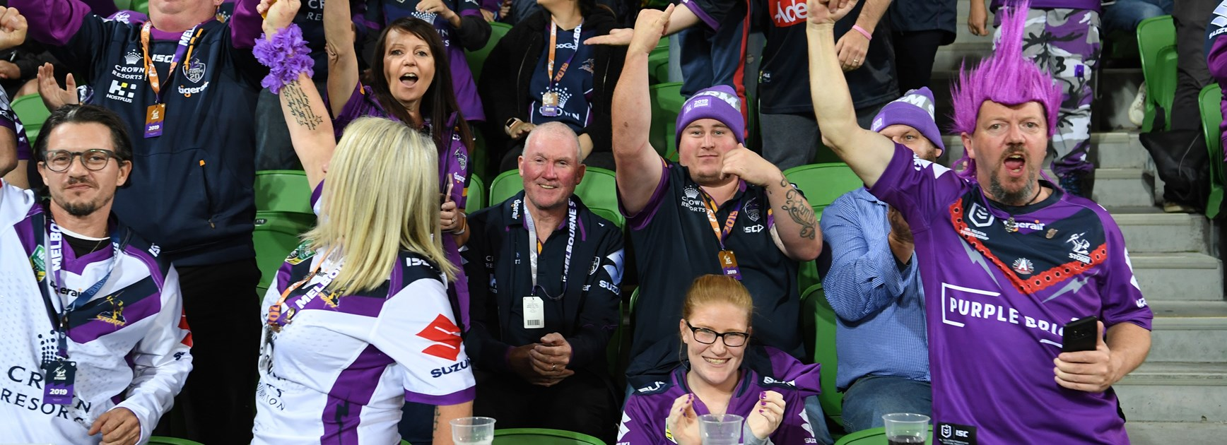 COVID-19 NRL updates: Storm keen to be 'test case' for crowd return