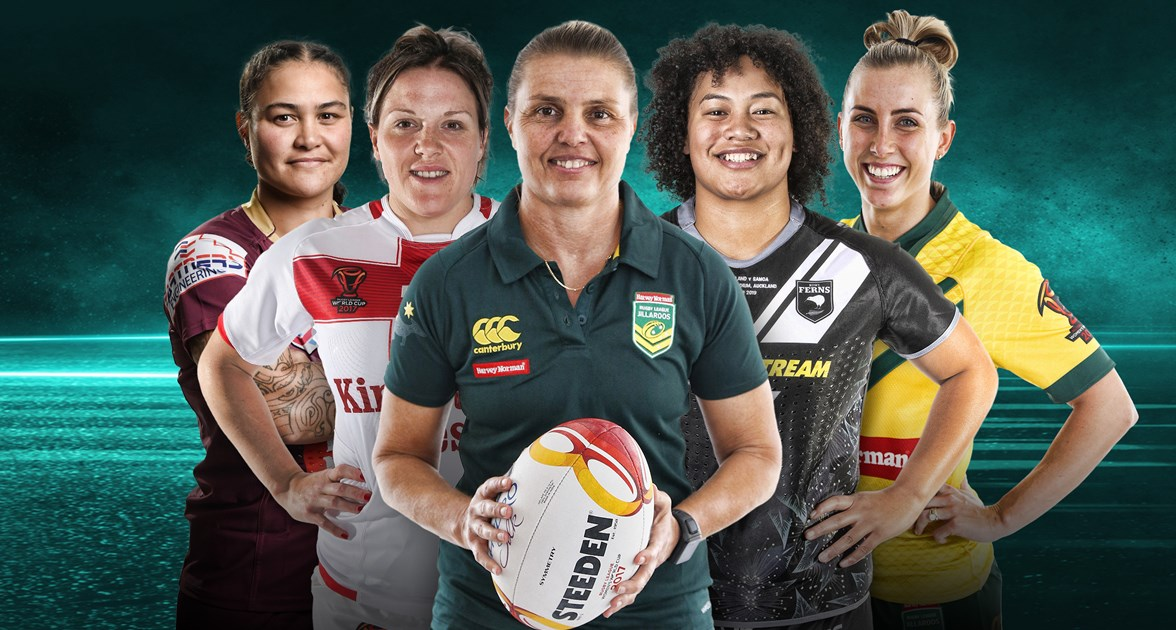Mix of old and new in women's Team of the Decade