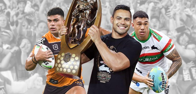 You must win a comp soon: Teo's advice to Su'A and Fifita