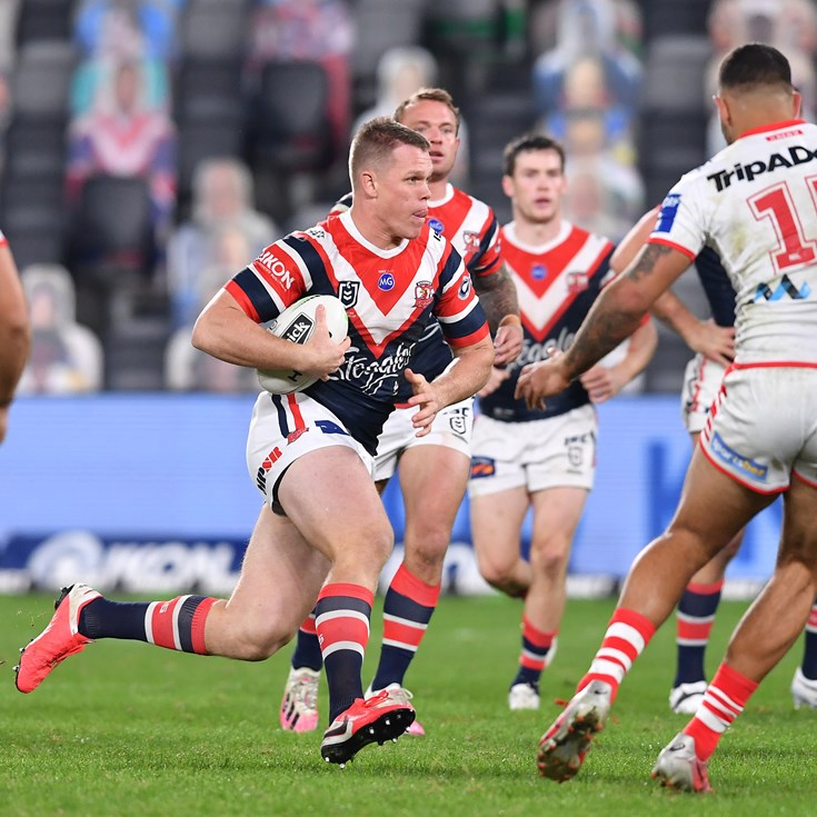 Roosters duo added to Maroons squad