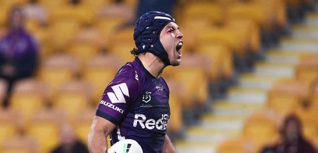From 'no chance' to Storm star - Hughes beats back injuries