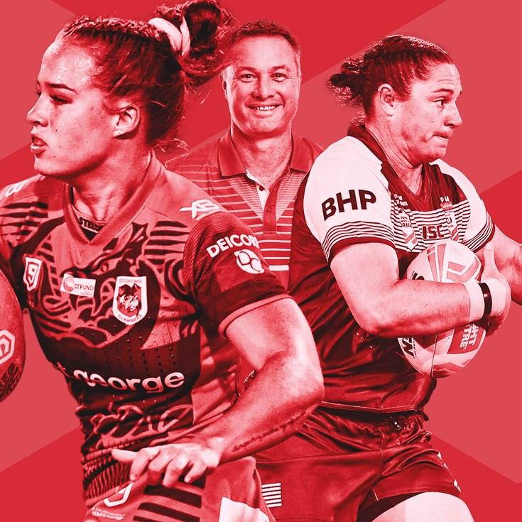 NRL.com NRLW Dragons season preview: The quest to go one better