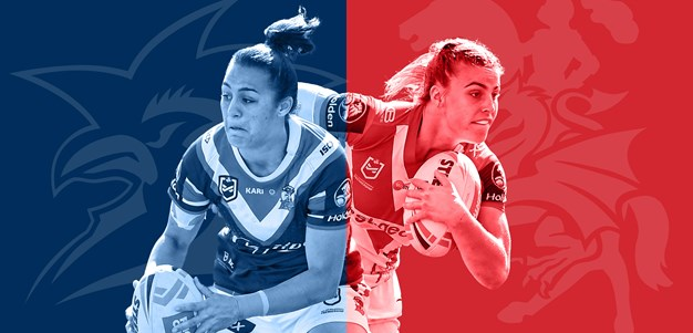 NRLW Preview | Roosters v Dragons