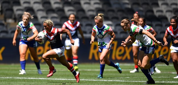 Temara stars for Roosters in win over Warriors