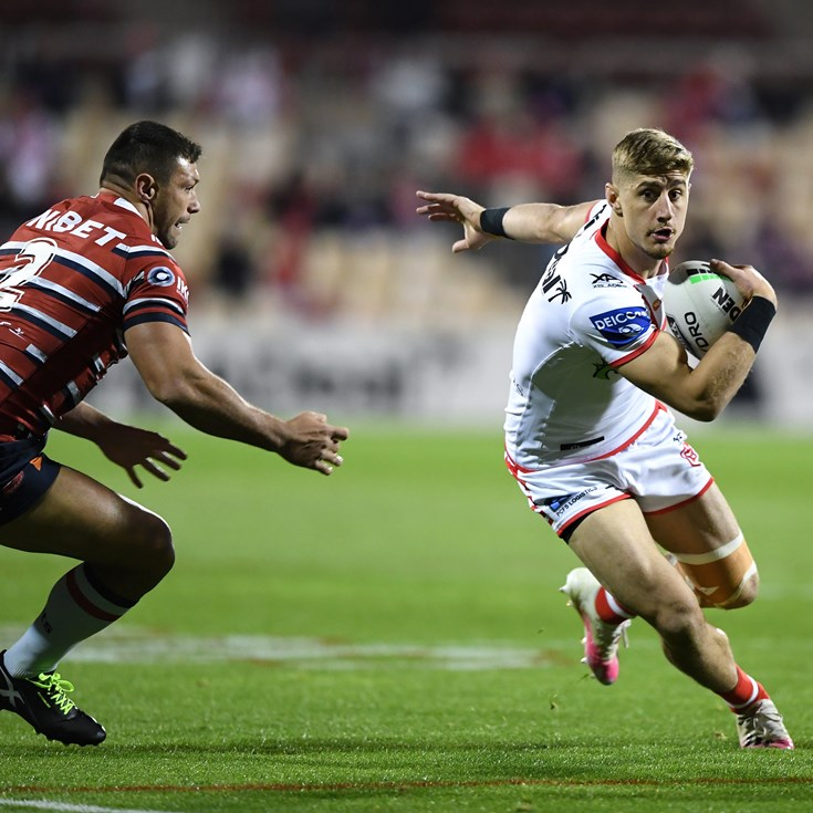Lomax's Origin call-up under Freddie five years in the making
