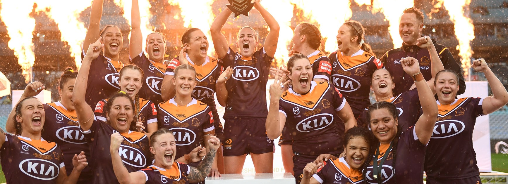 Titans to the fore as interest in NRLW expansion abounds