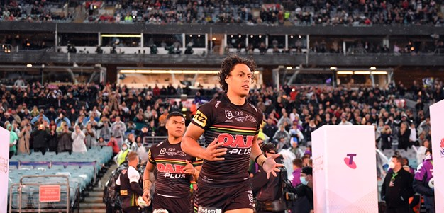 Luai never thought he was good enough for Origin