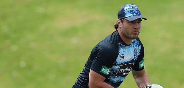 'Learnt a lot': How Origin axing helped Crichton