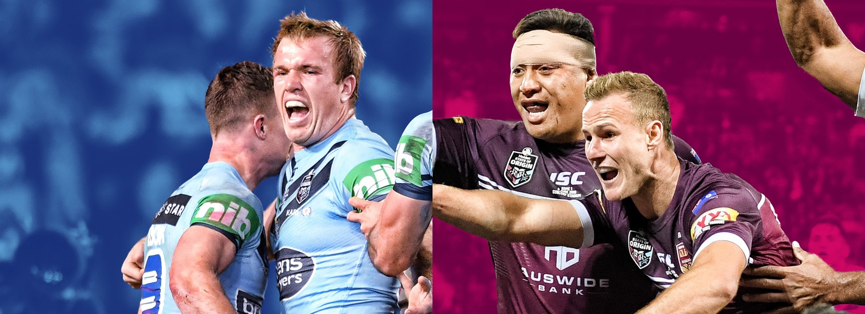 Experts' view: Who'll win Origin game one?