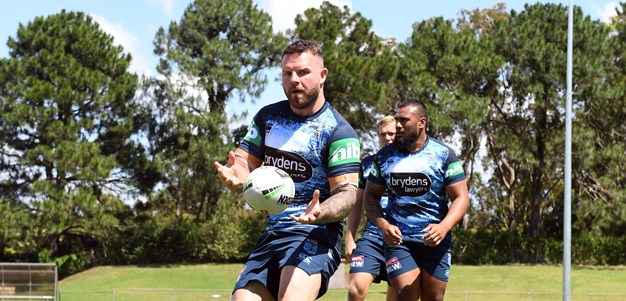 Brown backed for debut as Blues consider changes