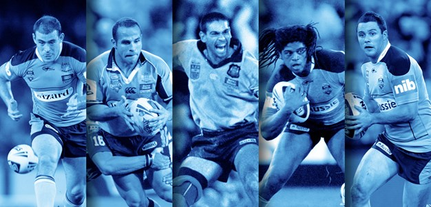 Tommy, the Peach and Horrie among NSW Blues' one-game wonders