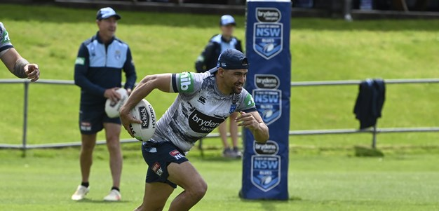 Walker ready to take on unfinished business for Blues