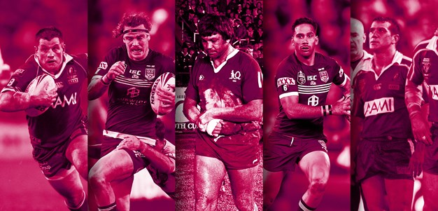 Arthur, the Rocket and Sattler among Queensland Maroons' one-game wonders