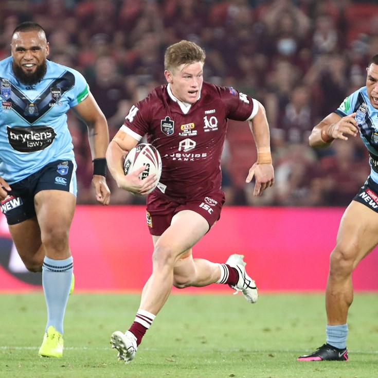 Why Grant's stunning Origin debut is a compelling case for loan deals