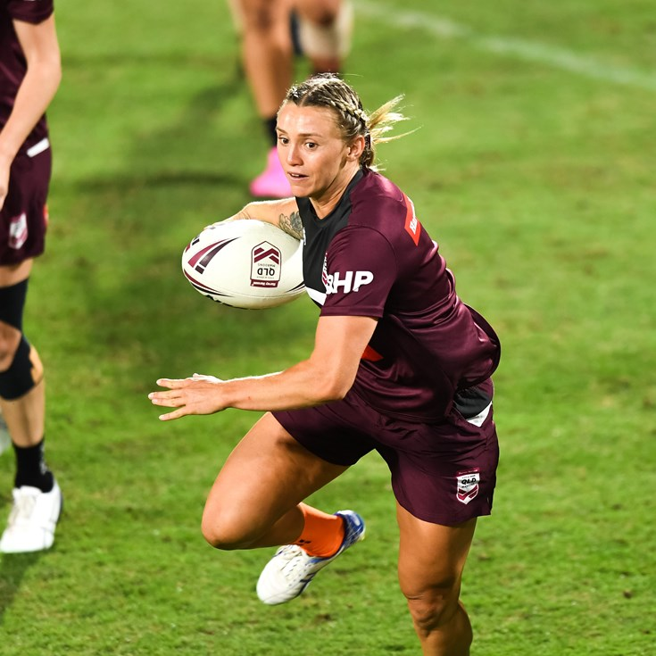 Skin in the game: Why Robinson's desperate to put Maroons back on top