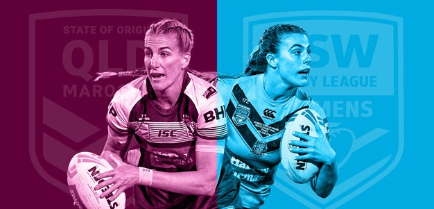 Maroons v Blues: Women's Origin preview