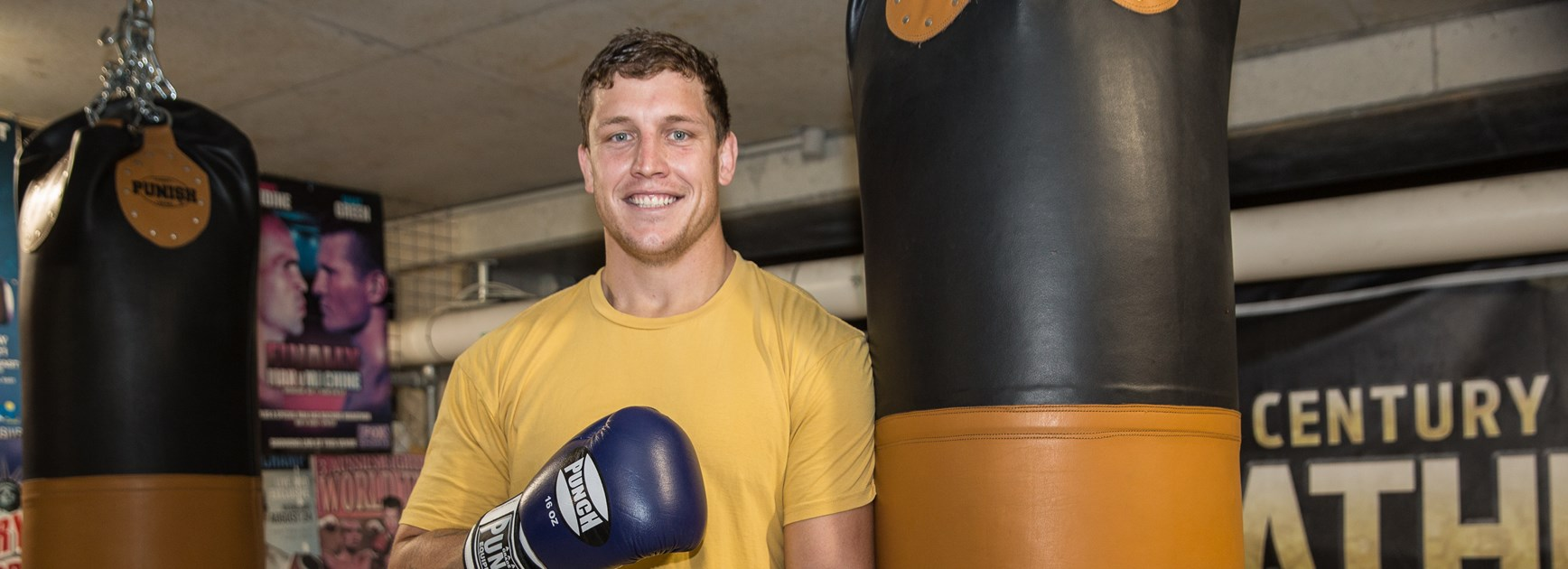 Training for boxing debut has Wallace primed for 2020 campaign