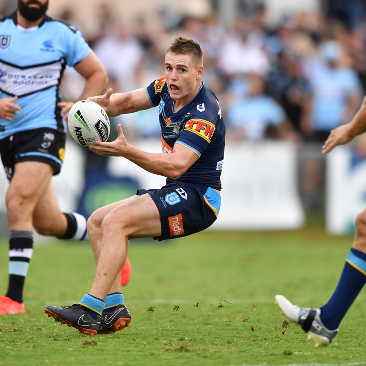 Flash tips give Brimson extra edge as Titans fullback