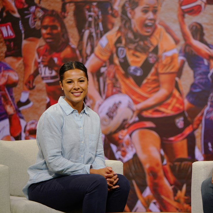 Penitani, Halatau launch sports show shining light on Pacific
