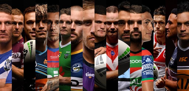 NRL draw details for all 16 clubs