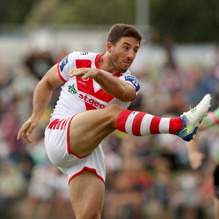 Stat Attack: Hunt tops NRL for long kicks finding space