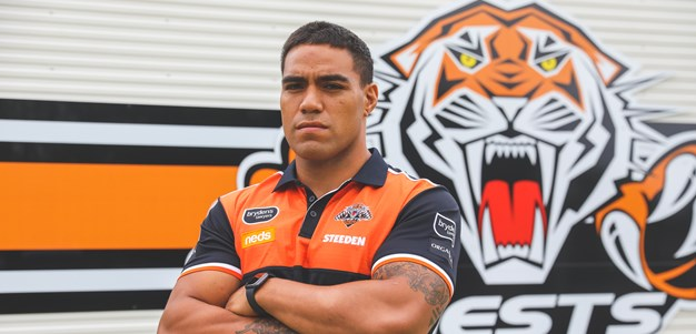 'Do you want to coach me?' Awkward meetings that made Joe a Tiger