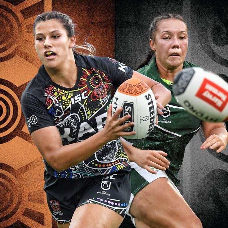 Big challenge for Māori wahine in 2021 All-Stars clash