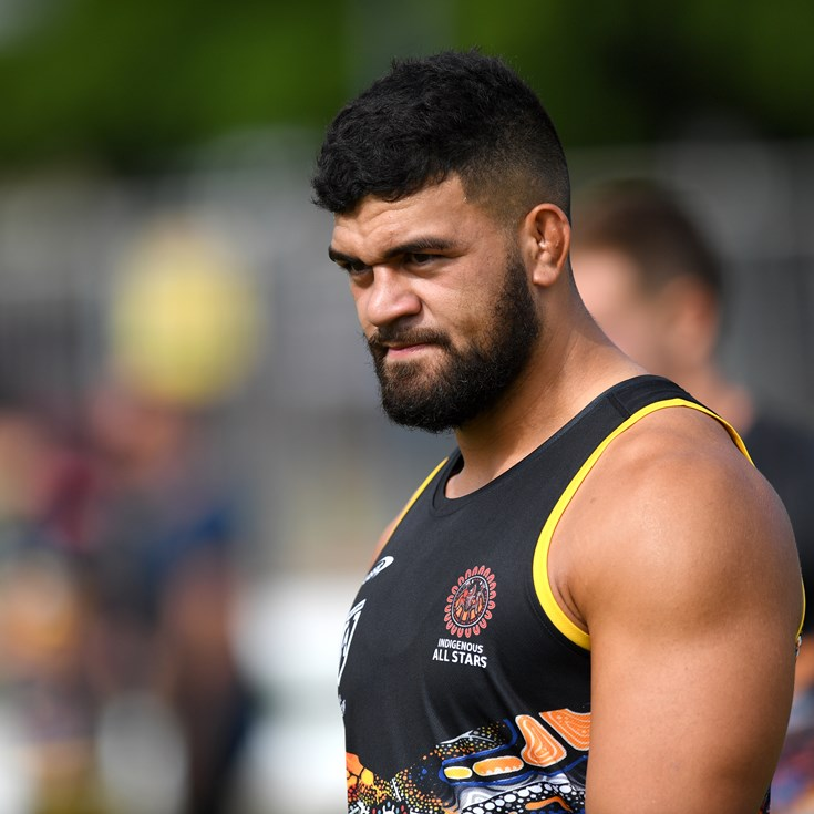 Pressure nothing new for injury-free Fifita