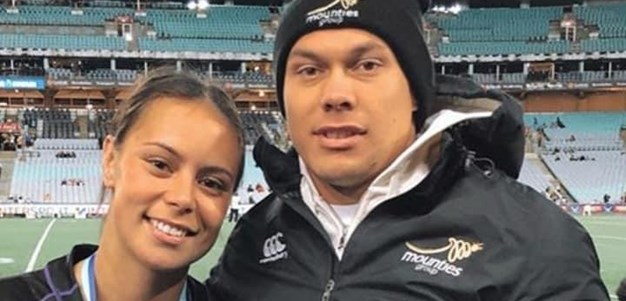Why Indigenous All Stars honour means so much for Fuimaono siblings