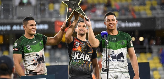 Honours shared in thrilling All Stars finish